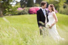Hedsor House wedding Augusta Jones Gown | Rock My Wedding