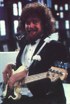 "Donald ""Duck"" Dunn- from Booker T and the MG's to the Blues Brothers, a true hall of fame member!"