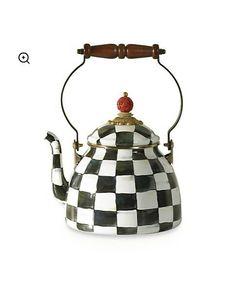 2 quart ($100) or 3 quart ($130) tea kettle