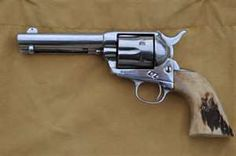 Antique Colt Revolver