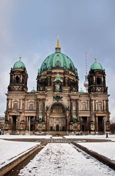 Beautiful View of Berlin Dom, Germany   |   23 Fascinating Photos that Will Remind You How Incredible Germany Is