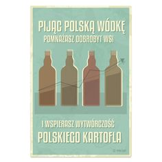"Tablica ""Polska wódka"" :: Spod Lady - retro prezenty Historic Posters, Vintage Posters, Vintage Ads, Broken Bottle, I Will Remember You, Weekend Humor, Old Advertisements, Funny Quotes, Funny Memes"