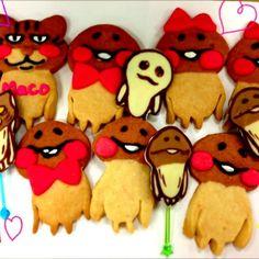 なめこ♡クッキー♡