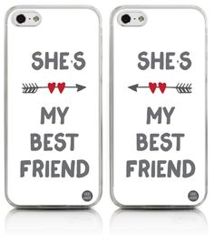 "Best Friends Case - She's My Best Friend (""Right"" Side)"