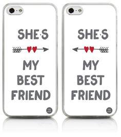 """Best Friends Case - She's My Best Friend (""""Right"""" Side)"""