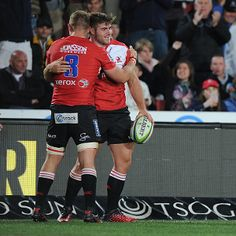Dominant Lions lead way into playoffs - SuperSport - Rugby Rugby Sport, Super Rugby, Vw Scirocco, Supersport, One Team, Lions, Athlete, Lion, Rugby