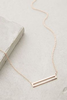 Flicker Necklace - anthropologie.com