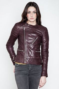 20 Stylish Leather Jackets To Keep You Warm  #refinery29