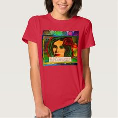 T-SHIRT-ART IS LIKE LIFE-YOU HAVE TO KNOW SHIRT