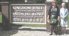 Kingdom Hall of Jehovah's Witnesses, San Jose, California. English/Spanish/Korean