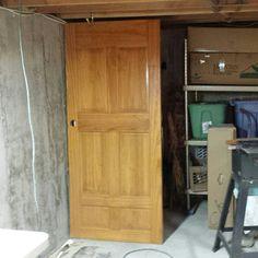 Old Door, New Life