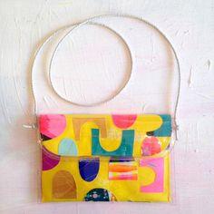 rainbow ruins | hand bag