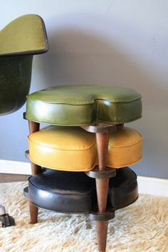 stacking ottomans