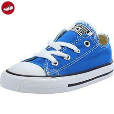 Converse Chuck Taylor All Star Infant Soar Blue Textile 22 EU - Kinder sneaker und lauflernschuhe (*Partner-Link)