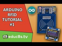 Are you interested in an Arduino RFID project? In this video we take a look at the RFID reader and writer, and we learn how to use it with Arduino. Electronic Circuit Projects, Electrical Projects, Arduino Projects, Electronics Projects, Micro Computer, Ham Radio, Card Reader, Smart Home, Dear Friend