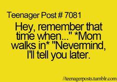 Always happening to me