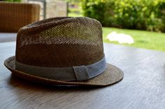Summer hat...