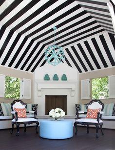 Leawood Outdoor - Tobi Fairley Interior Design