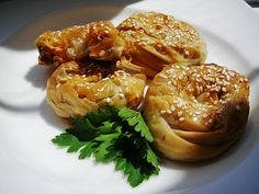 Ozlem'in Patlicanli Boregi – Ozlem's Smoked Eggplant and Vegetable Pastry | Ozlem's Turkish Table