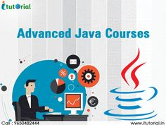 #AdvancedJavaCourse teaches Java developers a set of advanced Java development skills, including generics, threads, reflection, annotations, and sockets. These course provides Struts Framework, Web Application Component development with Servlets, JSP and XML. See more @ http://bit.ly/2lJk4pE #ITutorial #JavaCourse