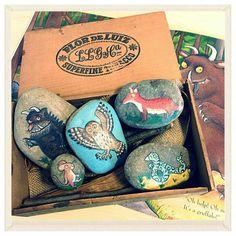 Gruffalo story stones