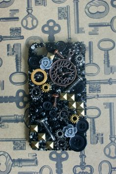 steam punk phone case