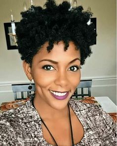 Twist Out Perfection...Achieve Similar Twist Out Results  Here: www.naturalhairmag.com/?s=twist+out+tapered IG:@mrs_elliott2u  #naturalhairmag