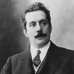 Giacomo Puccini was born on this day in 1858. Read more about the Italian composer, popular for such works as 'La Bohème' and 'Madame Butterfly':