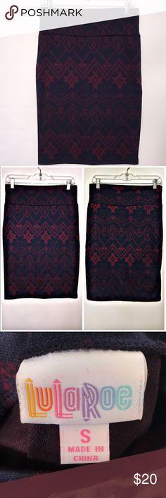 LuLaroe Cassie Pencil Skirt SMALL LuLaroe Cassie Pencil Skirt SMALL  • Gently used  • Good Condition  • No Flaws  • 97% Polyester  • 3% Spandex LuLaRoe Skirts Pencil