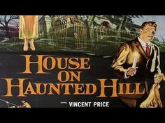House On Haunted Hill - 1959 - Vincent Price. (Halloween Special) (Full Movie) - YouTube