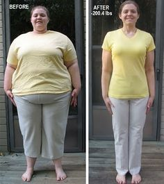 Amazing inspirational weight loss!  Lots of great info here.