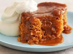 Yum... I'd Pinch That! | Butterscotch Pudding Cake