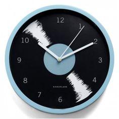 Reloj de pared Disco Vinilo / Vinyl Record Wall Clock · Tienda de Regalos originales UniversOriginal