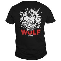 45 Wolf Gym