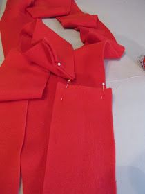 The Modest Homestead: Little Red Riding Hood Costume {Tutorial} Red Riding Hood Costume Kids, Dress Up Costumes, Costume Ideas, Tie Matching, Tinker Bell Costume, Halloween Costumes For Kids, Costumes Kids, Halloween Ideas, Costume Tutorial
