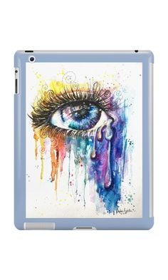 Eye Color Love by Sophie Appleton iPhone cases.
