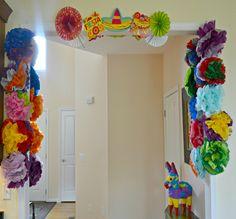 Mexican Fiesta Bridal Shower