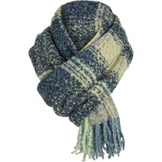 Free People Loveland Plaid Fringe Scarf ($26) ❤ liked on Polyvore featuring accessories, scarves, plaid scarves, fringe scarves, tartan shawl, tartan scarves and fringe shawl