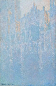 Claude Monet, Rouen Cathedral, The Portal, Morning Fog, 1894 The focal point is an essential concept in the world of art. In this post we will discuss what a focal point in art is and how you can use it. Claude Monet, Monet Paintings, Paintings For Sale, Landscape Paintings, Landscapes, Mary Cassatt, Manet, Artist Monet, Art Japonais