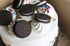 Oreo Cake Pictures, Photos, and Images for Facebook, Tumblr, Pinterest, and Twitter
