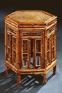 antique chinese  bamboo  furniture | bamboo table in China style