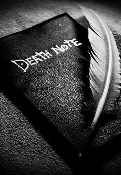 Death Noteee ♥
