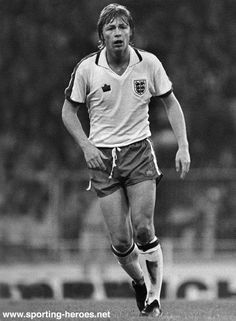 Brian Greenhoff of England in Football Icon, Uk Football, Retro Football, World Football, Football Kits, Team Player, Football Players, International Football, England International