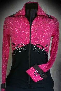 Custom Western Horse Show Clothes Shirts Jackets And