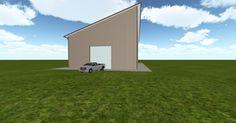 Cool 3D #marketing http://ift.tt/2rMePdb #barn #workshop #greenhouse #garage #roofing #DIY