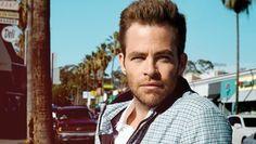 мужчина, актер, chris pine