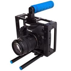 Camera Cage w/Rods & Grips For Canon 5D mark 3: Picture 1 regular