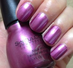 Sinful Colors | Purple Haze – 2 coats