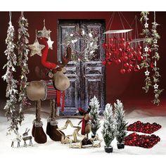 Déco Idée déco élan de Noël & Décoration chez DecoWoerner