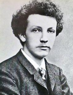 Richard Strauss - the composer of Ariadne auf Naxos